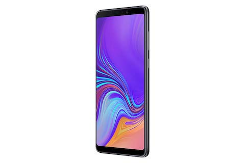 Смартфон Samsung Galaxy A9 (2018) 6/128GB Black фото 2