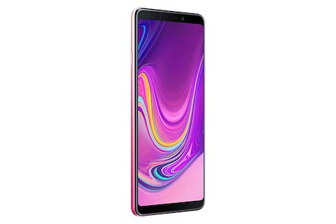 Смартфон Samsung Galaxy A9 (2018) 6/128GB Pink фото 3