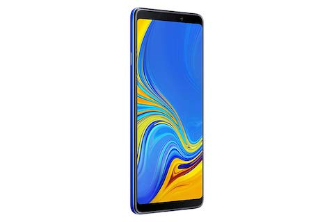 Смартфон Samsung Galaxy A9 (2018) 6/128GB Blue фото 3