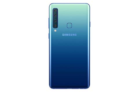 Смартфон Samsung Galaxy A9 (2018) 6/128GB Blue