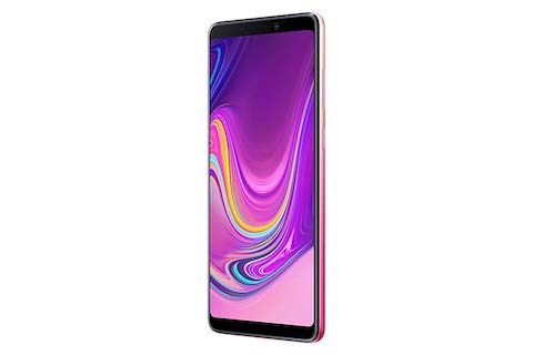 Смартфон Samsung Galaxy A9 (2018) 6/128GB Pink фото 2