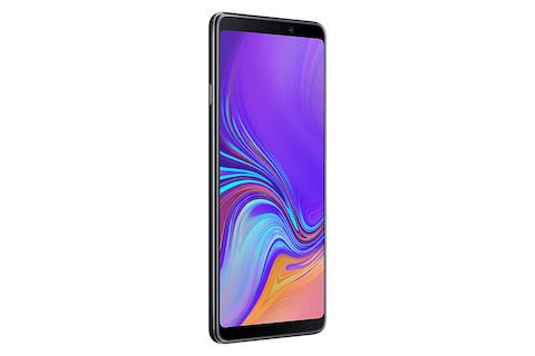Смартфон Samsung Galaxy A9 (2018) 6/128GB Black фото 3