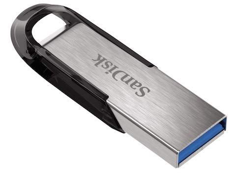Флешка SanDisk Ultra Flair USB 3.0 64GB фото 3