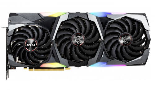 Видеокарта MSI GeForce RTX 2070 SUPER 1770MHz PCI-E 3.0 8192MB 14000MHz 256 bit HDMI 3xDisplayPort HDCP GAMING TRIO фото 3