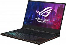 "Ноутбук Asus ROG Zephyrus S GX531GW(Intel Core i7 9750H 2600 MHz/15.6""/1920x1080/16GB/512GB SSD/DVD нет/NVIDIA GeForce RTX 2070/Wi-Fi/Bluetooth/Windows 10 Home)"