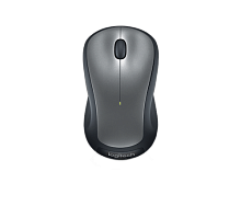 Мышь Logitech Wireless Mouse M310 Silver-Black USB
